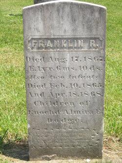 Franklin R Dodge