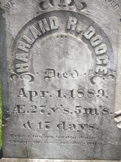 Harland R Dodge