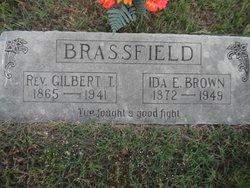 Rev Gilbert T Brassfield