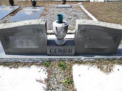 Mary Gertrude <i>Marshall</i> Cloud