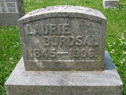 Laura J Laurie Burdsal
