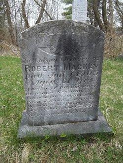 Robert MacKay