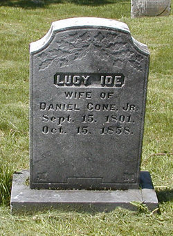 Lucy <i>Ide</i> Cone