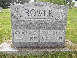George W Bower, Jr