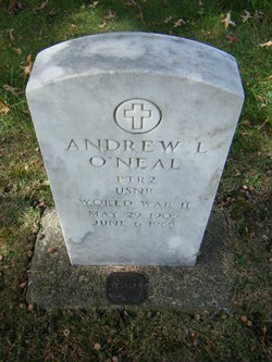 Andrew L O'Neal