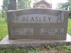 Monte Lee Beasley