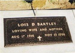 Lois Deen <i>Radke</i> Bartley