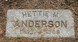 Hettie M. Anderson