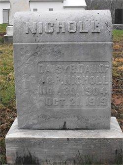 Daisy B Nicholl
