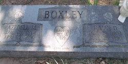 Julian D Boxley