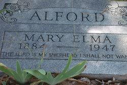 Mary Elma Alford