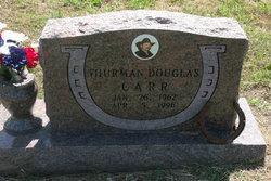 Thurman Douglas Carr
