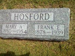 Mary Ann <i>Gragg</i> Hosford
