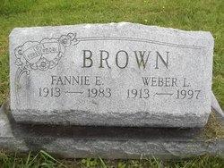 Weber L Brown