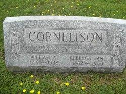 William A Cornelison