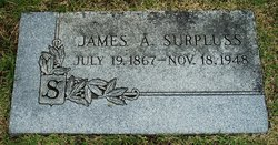 James Alexander Surpluss