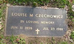 Louise M. <i>Markowitz</i> Czechowicz