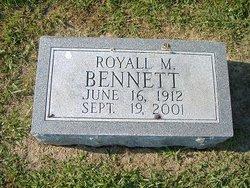 Royall M Bennett