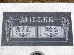 Ignatius J. Miller