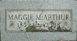 Maggie M. <i>Beckett</i> Arthur