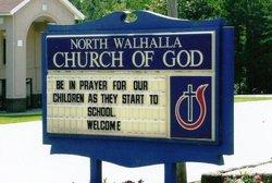 Walhalla Church of God #2 Cemetery