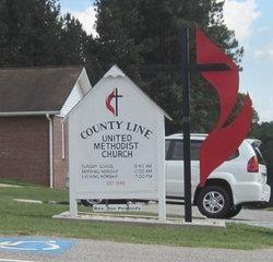 County Line United Methodist Church Cemetery