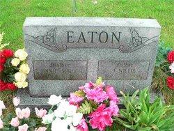Mary June Jenny <i>Hendrickson</i> Eaton
