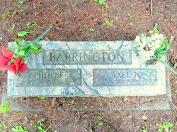 Axel N Barrington