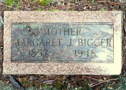 Margaret J Bigger