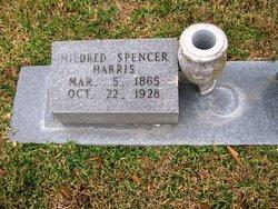 Mildred Spencer Harris
