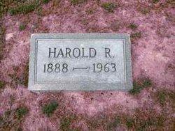 Harold R. Pusey