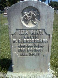 Ida May <i>Austin</i> Snodgrass