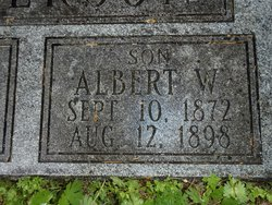Albert W Anderson