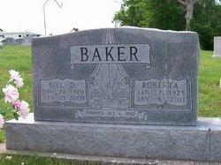 Bill D. Baker