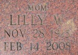 Lilly <i>Wallin</i> Anderson