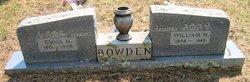 Emma Mae <i>Anderson</i> Bowden