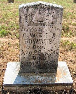 James N. Bowden