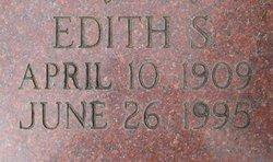 Edith Sarah Anna <i>Bennett</i> Anliker