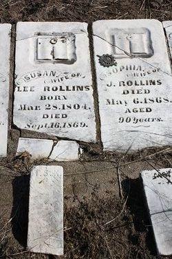 Mary Sophia <i>Kennedy</i> Rollins