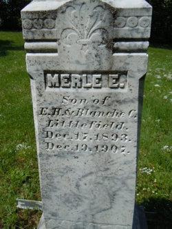 Merle E Littlefield