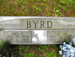 Hannah Elizabeth <i>Griffith</i> Byrd