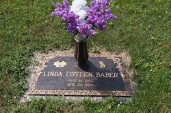 Linda <i>Osteen</i> Baber