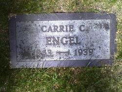 Carrie C <i>Clark</i> Engel