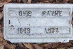 Ova Ovie Payne