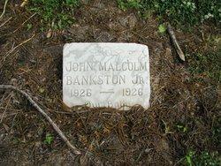 John Malcolm Bankston, Jr