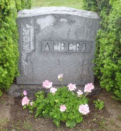 Evangeline <i>Seymour</i> Albert