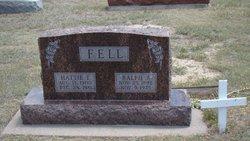 Hattie Theo <i>Horn</i> Fell