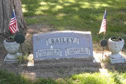 Gladys <i>Van Sickle</i> Bailey