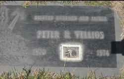 Peter H Vellios