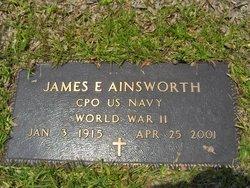 James Edward Ainsworth